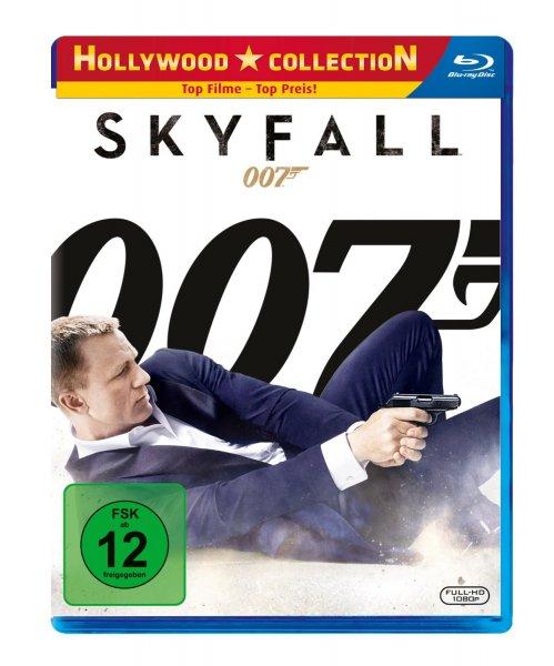 James Bond SKYFALL  Blue Ray        James Bond 50