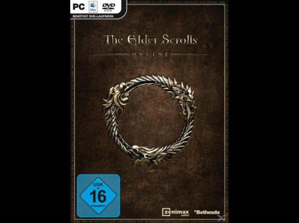 [Lokal HH] The Elder Scrolls Online für PC (Bonus: Gedruckte Karte von Cyrodiil)  bei Saturn