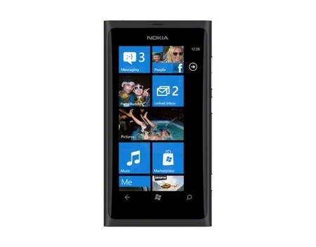 [Meinpaket]  Nokia Lumia 800 (black) 16GB  B-Ware für 79,05€