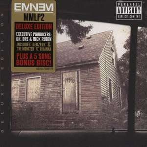 Eminem Marshall Mathers LP 2 Deluxe als CD bei Amazon, 10,99