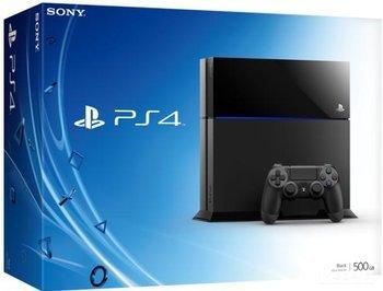 Playstation 4 + 3 Games für 499€ @Saturn