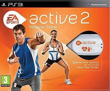 EA Sports Active 2 [Wii/PS3] für ca. 14,47€/16,71€ @zavvi