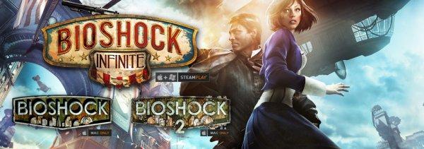 [getgames]Bioshock Infinite 7,49 + Season Pass 7,99
