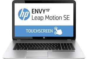 HP ENVY 17-j115eg TouchSmart Leap Motion™ Notebook
