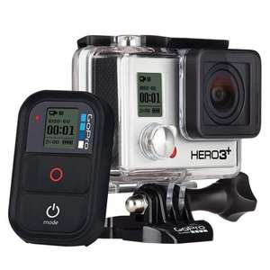 GoPro HERO3+ Black Edition Adventure Action Cam für 349€ @ Ebay