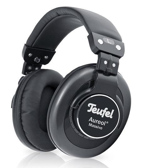 Teufel Aureol Massive Kopfhörer für 44,44€ Sonntag @ebay