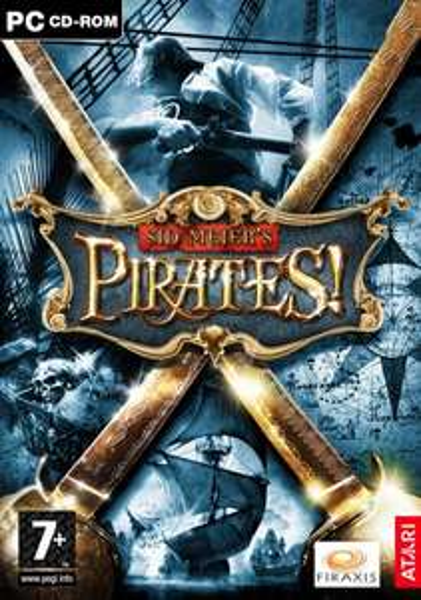 [Steam] Sid Meier's Pirates! @ GMG