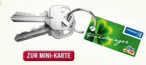 PAYBACK Mini-Karte für dm/real,- Kartenbesitzer