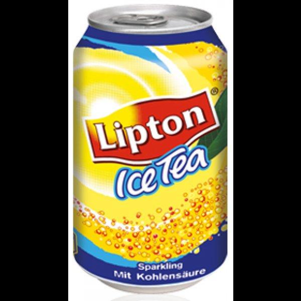 [Penny] LIPTON Ice Tea Sparkling 0.33l Dose