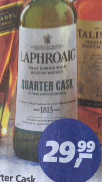 [Real (offline)] - Laphroaig quarter cask 0,7l für 29,99€