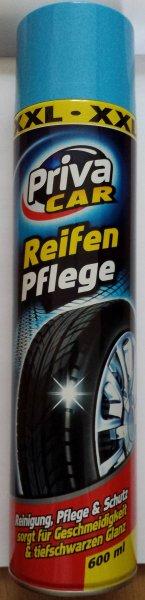 [Lokal Netto ohne Hund] Reifenpflege Reifenschaum 600ml