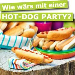IKEA  Düsseldorf: das Hot-Dog Party Paket  - 32 Würstchen für 19,95€ - 0,62€ pro Hot-Dog