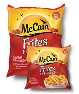 """[real.-] McCain 1-2-3 Frites Original (750g) oder Frites Deluxe (600g) = 0,99€ und Dr.Oetker """"Die Ofenfrische""""/""""Culinaria"""" = 1,77€"""