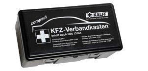 KFZ Verbandkasten von KALFF bei OBI für 2,99€ [ggf. nur lokal Flensburg]