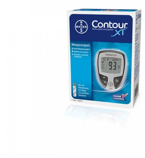 [Nur für Diabetiker] CONTOUR® XT | Blutzuckermessgerät
