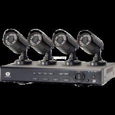 Conceptronic 4-Kanal-CCTV Überwachungskit für 149,90€ inkl. VSK @ZackZack und weg