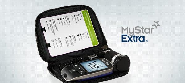 [Nur für Diabetiker] MyStar Extra® und BGStar kostenlos testen | Blutzuckermessgeräte