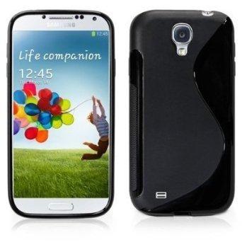 Gelhülle für das Samsung Galaxy S4 IV i9500 in Schwarz für 0,47 Euro @Amazon.de (Plus-Produkt)