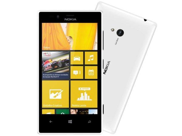 Nokia Lumia 720 gelb/weiß für 165€ inkl. Versand @ Saturn