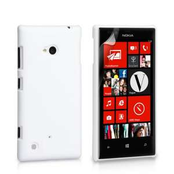 Nokia Lumia 720 in weiß/gelb @ Saturn.de für EUR 165,00
