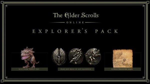 The Elder Scrolls Online + Explorer Pack