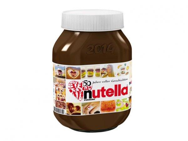 Nutella, 1000g für 3,99 ab 10.04 bei LIDL