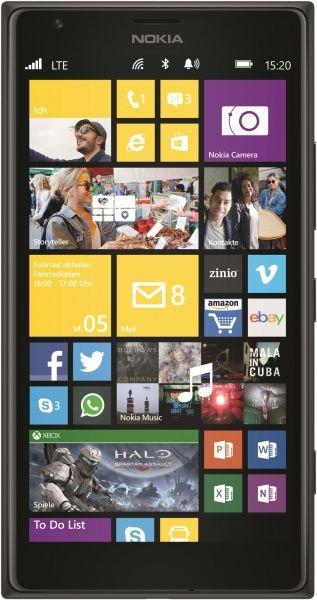 Lumia 1520, schwarz, EU Gerät ohne Branding, EUR 479,-