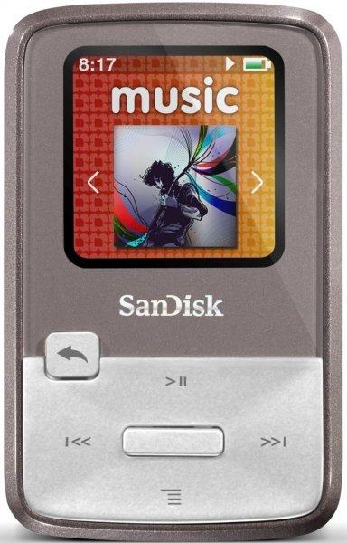 SanDisk Sansa Clip Zip MP3-Player 8GB für 34€