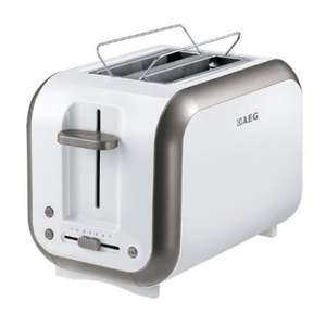 [Amazon-WHD] 5x AEG AT 3140 Automatic Toaster, Breakfast Line 12,57€ Idealo: ab 24,07€