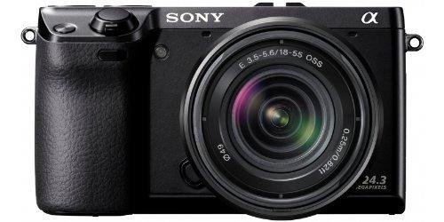 Sony Alpha NEX-7 mit 16-50mm Powerzoom 599 €