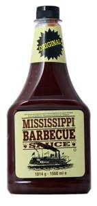 Netto ohne Hund: Mississippi Barbecue Sauce [Lokal?]