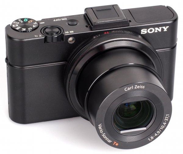 Sony Cyber-Shot DSC-RX100 II für 500€