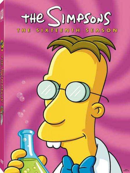 The Simpsons - Die komplette Season 16 [4 DVDs]  amazon.de
