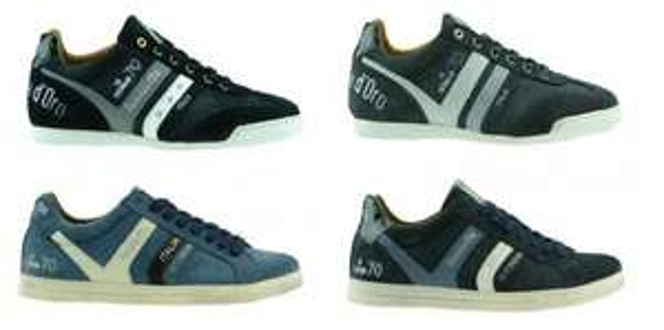 Pantofola D'Oro Sneaker Herren 4 Modelle je 44,99€ inkl. Versand @ebay