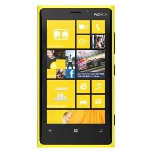 Nokia Lumia 920   Rot / Weiß / Gelb