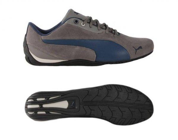 PUMA Drift Cat 5 S Herren Sneaker Turnschuhe Grau Blau 304689-01 Gr. 38-47  @meinpaket