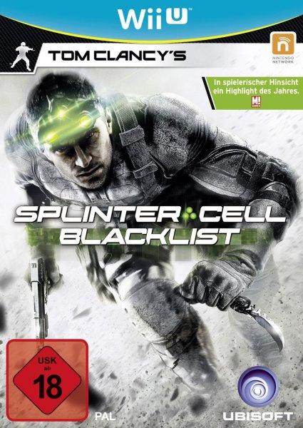 Nintendo Wii U - Tom Clancy's Splinter Cell Blacklist - (@AMAZON.DE)