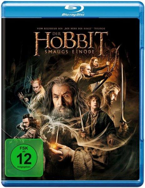 [Saturn.de] [Amazon.de] [BluRay] Der kleine Hobbit - Smaugs Einöde