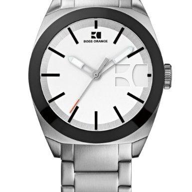 Boss Orange Armbanduhr analog mit Metallarmband 73,70 EUR