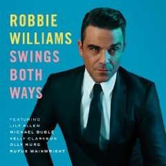 Amazon MP 3 Deal des Tages: Robbie Williams - Swings Both Ways  Nur 3,99 €