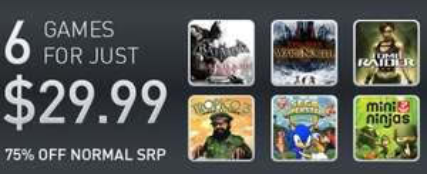 (MAC) Das Feral Games Bundle von Mac Game Store mit 6 Spielen für 21,86€