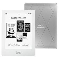 Kobo Glo eBook Reader 2GB Silber / E-Ink / Displaybeleuchtung / 1GHz / 2GB / für 99.99 EUR @getgoods.de