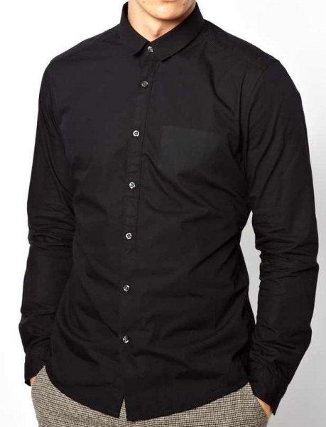 Esprit™ - Herren Hemd (Schwarz,Normale Passform) für €13,30 [@Asos.de]