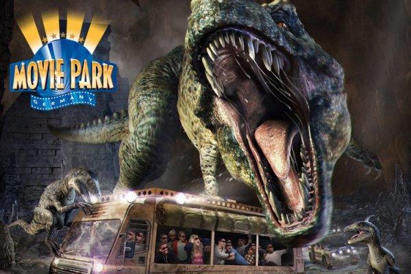 Movie Park Germany 2 Tickets für 37€