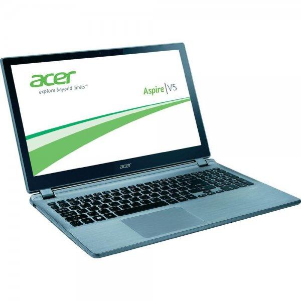Acer Aspire V5 Notebook mit Touchscreen, Intel Core i5, 8GB Ram und Nvidia Grafikkarte für nur 449 Euro