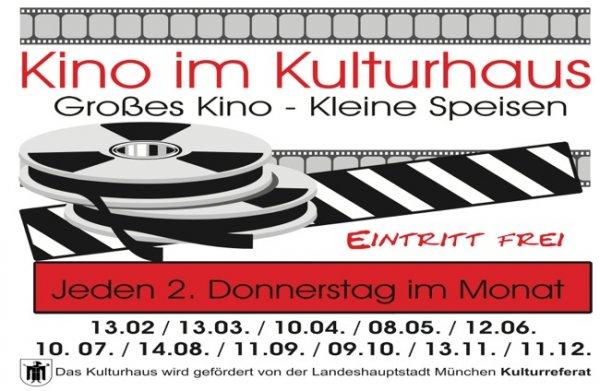 [München] Jeden 2. Donnerstag im Monat kostenlos ins Kino