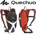 Quechua Rucksack MT 5L (5L, 215g) mit 1L Trinkblase bei Decathlon, 5 Jahre Garantie