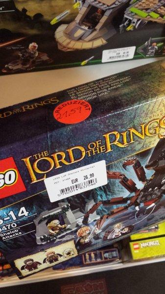 [Lokal Berlin] Lego Herr der Ringe - Der Hinterhalt von Shelob (9470)