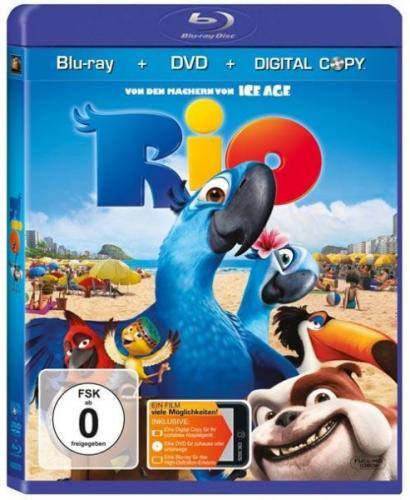 Rio - Blu-Ray