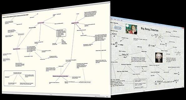 Mac OS: Scapple für einen Tweet